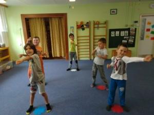 Trenér kroužků asijských bojových sportů v MŠ